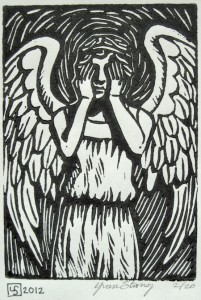 Weeping Angel 01