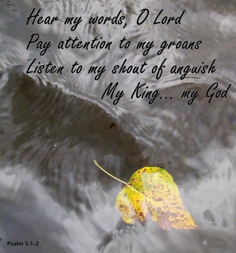 Psalm 5a