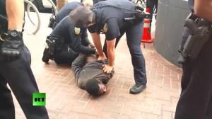 police homeless